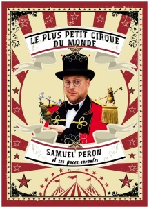 The official affiche of the spectacle !